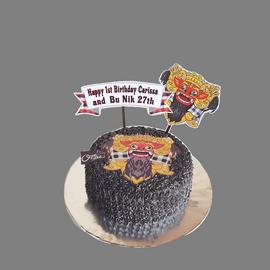Cake barong