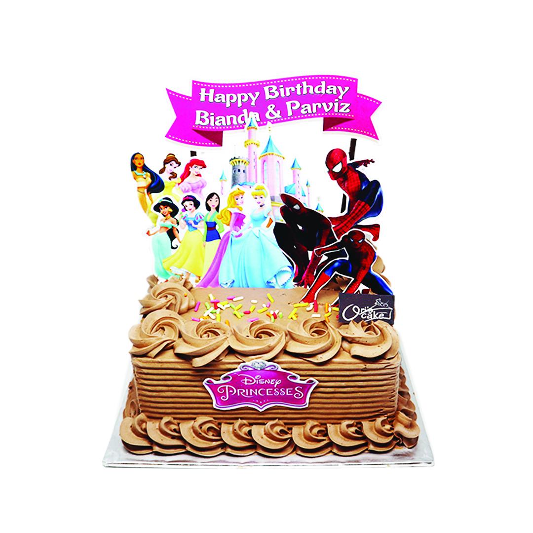 Cake princess