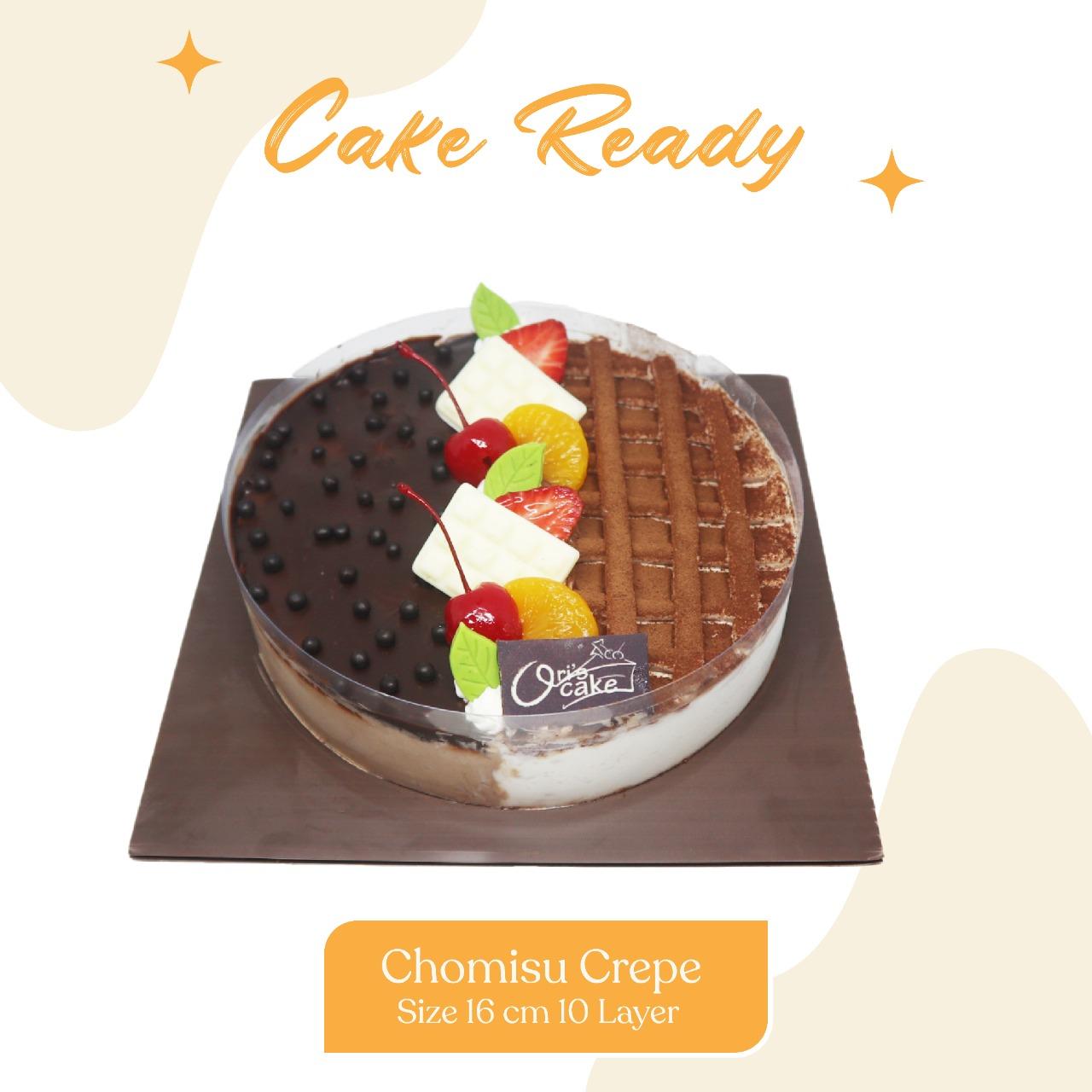 Cake chomisu